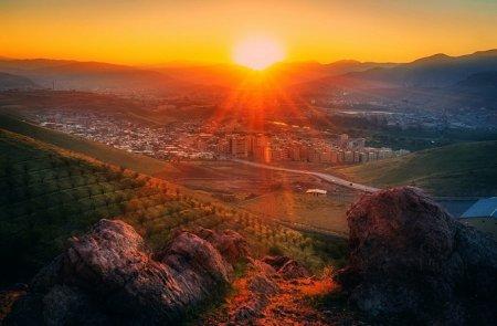 Красивые пейзажи Азис Насути.