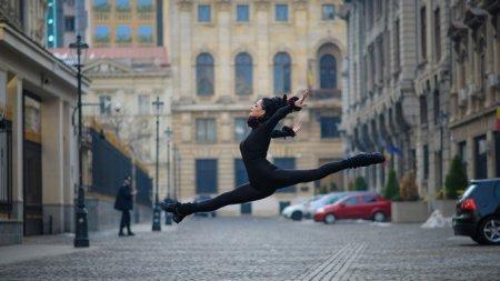 Балерины на районе!