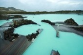 Голубая лагуна в Исландии!